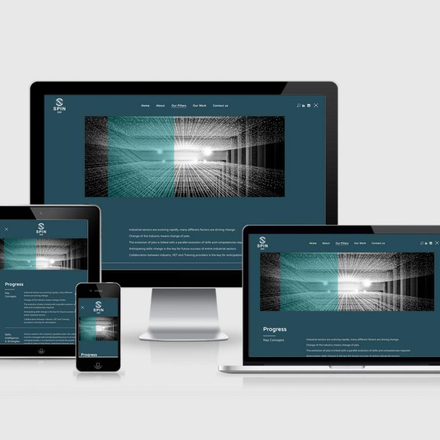 SPIN 360_website
